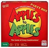 Apples to Apples Party Box - Packaging May Vary