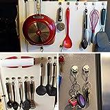 Swivel Swing Magnetic Hooks, Strong Neodymium