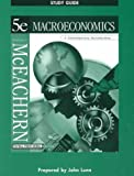 Macroeconmics : Contemporary Introduction, McEachern and Lunn, John, 0538888512