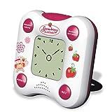 : Strawberry Shortcake Talking Alarm Clock