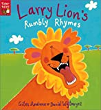 Larry Lion's Rumbly Rhymes, Giles Andreae, 1589256514