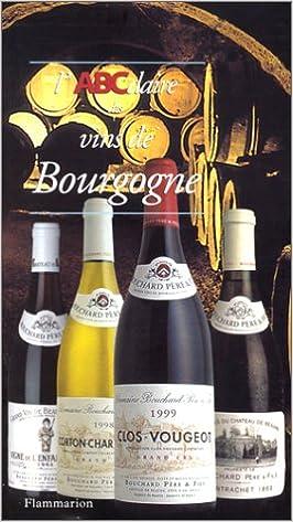 L'ABCdaire des vins de Bourgogne pdf