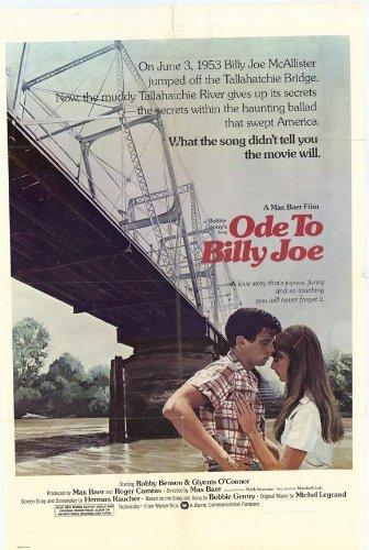 Ode to Billy Joe Poster Movie 11x17 Robby Benson Glynnis OConnor Joan Hotchkis Sandy McPeak ()