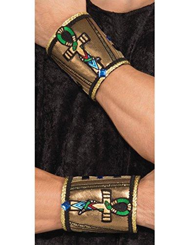 Forum Novelties Deluxe Egyptian Wrist Cuffs ()
