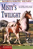 Misty's Twilight, Marguerite Henry, 0689803931