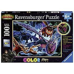 Ravensburger 13710 Dragons B Puzzle 100 Pezzi