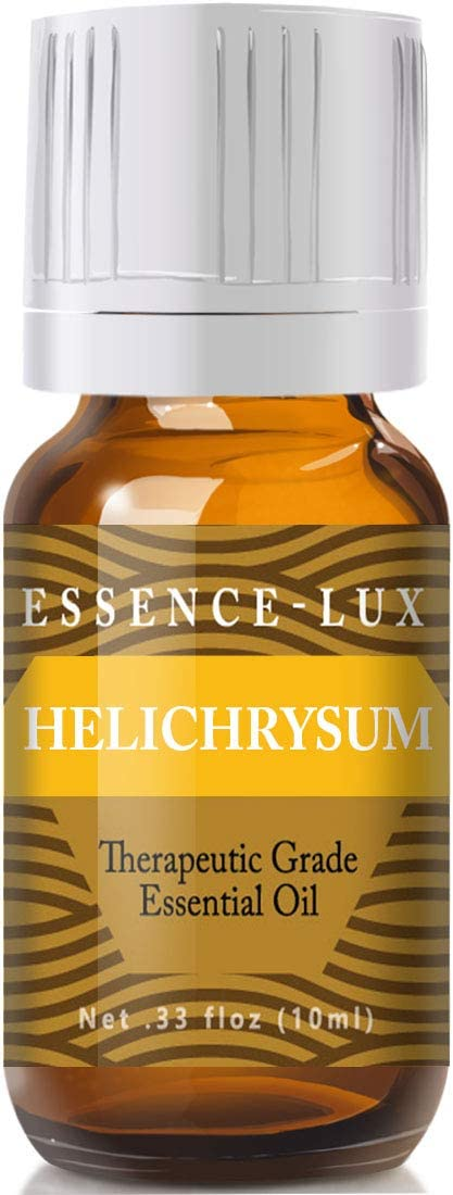 Helichrysum Essential Oil - Pure & Natural Therapeutic Grade Essential Oil - 10ml