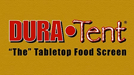 Amazon.com  Dura-Tent FT-100 Outdoor Table Top Food Screen - Picnic Size  Tents And Tension Fabric Buildings  Garden u0026 Outdoor  sc 1 st  Amazon.com & Amazon.com : Dura-Tent FT-100 Outdoor Table Top Food Screen ...