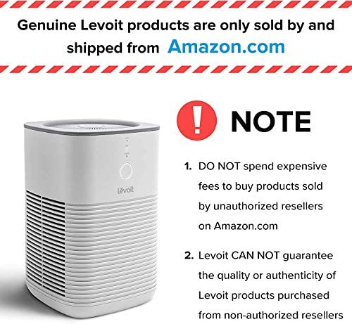 LEVOIT Air Purifier for Home Bedroom Baby Room, Dual H13 HEPA Filter Remove 99.97% Dust Mold Pollen Pet Dander, Desktop Air Cleaners for Smoke and Odor with Aromatherapy, 100%Ozone Free, 28dB, LV-H128
