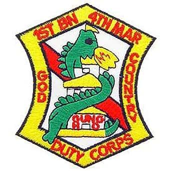4th Bn 11th Mar | usmc unit insignia | Pinterest | Mars  |1st Battalion 4th Marines Logo