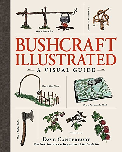 Bushcraft Illustrated: A Visual Guide by Dave Canterbury