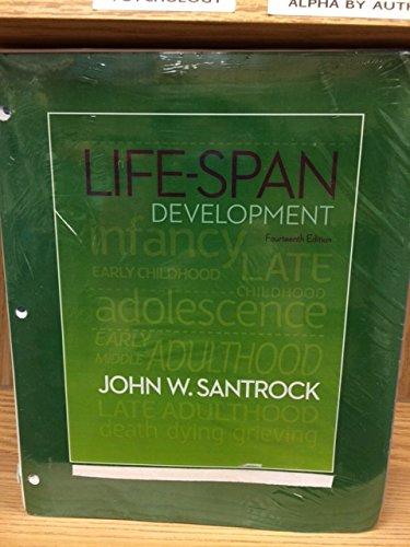 life-span development 15th john santrock pdf