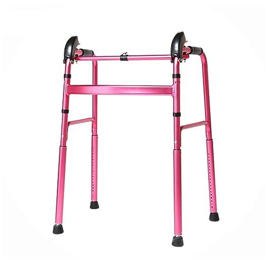 XZ Ancianos andador plegable escalada auxiliar escaleras ...