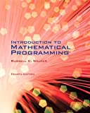 Introduction to Mathematical Programming (4th Edition)