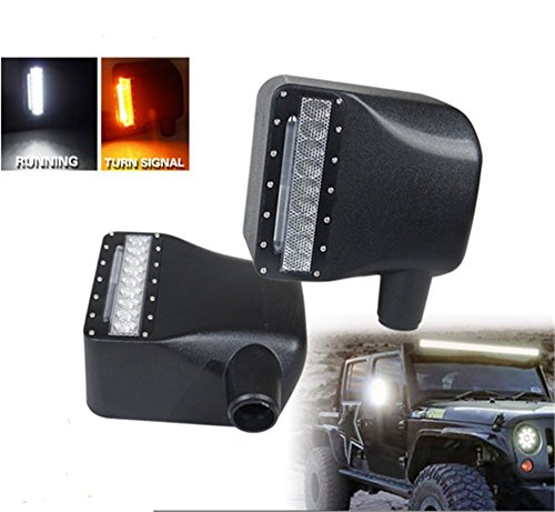 Side View Mirror Led Lights - 8