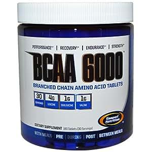 Gaspari Nutrition - BCAA 6000 Super High Performance - 180 Tablets