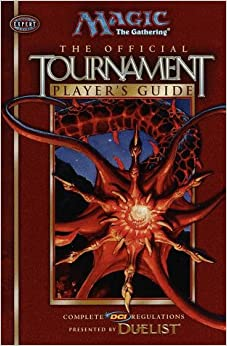 Official Tournament Players Guide (Magic the Gathering)