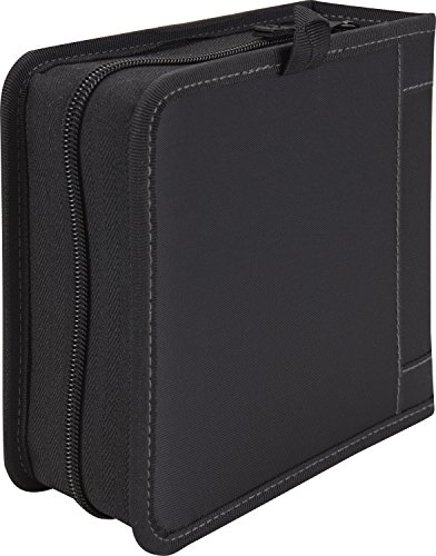 Case Logic CDW-32 32 Capacity Classic CD Wallet (Black)