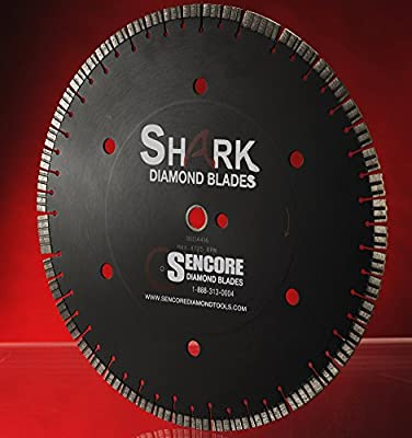 The Shark Diamond Saw Blade 14""