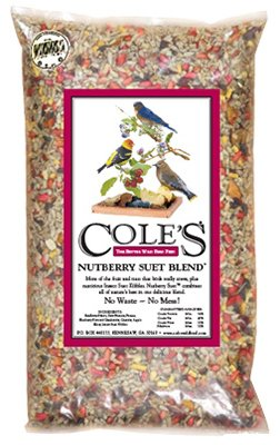 5LB Nut Berry Bird Food by Coles Wild Bird Products