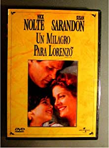 Lorenzo's Oil (Un Milagro Para Lorenzo) [Import NTSC Region 1, 3 and 4] Nick Nolte, Susan Sarandon (Spanish subtitles)