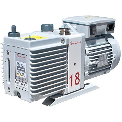Edwards E2M18 Rotary Vacuum Pump - Edwards Rotary Pump