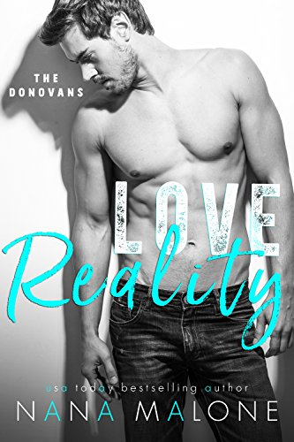 Love Reality (The Donovans) by [Malone, Nana]