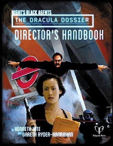 Dracula Dossier Directors Handbook product image