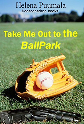Take Me Out to the Ball-Park - A Halloween Story -