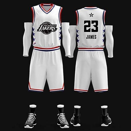 WSX Jersey De Baloncesto De La NBA All-Star Traje Deportivo ...