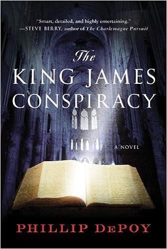 The King James Conspiracy: Phillip DePoy: Amazon com: Books