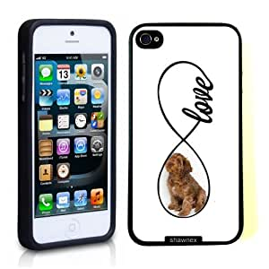 SudysAccessories Cockapoo Love Cockapoo Infinity Love Thinshell Case Protective iPhone 5 Case iPhone 5S Case