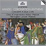 Archiv Masters - Händel (Coronation Anthems / Concerti)