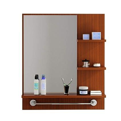 Amazon Com Mirror Wall Mounted Bathroom Cabinet Bathroom Vanity