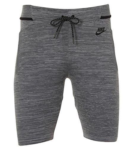 Nike Tech Knit Grey Mens Shorts Size L by NIKE