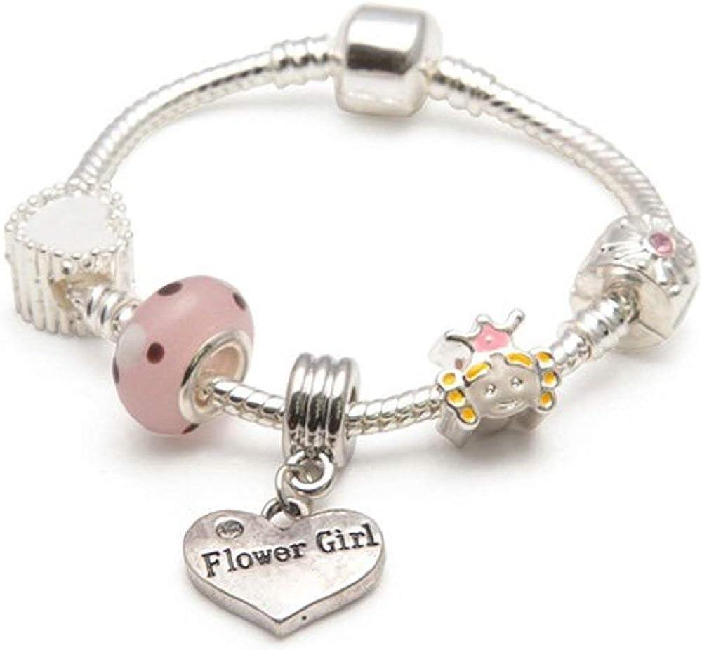 Girl/'s Jewellery Silver Plated BRACELET NECKLACE SET PRINCESS Stars /& Gift Box