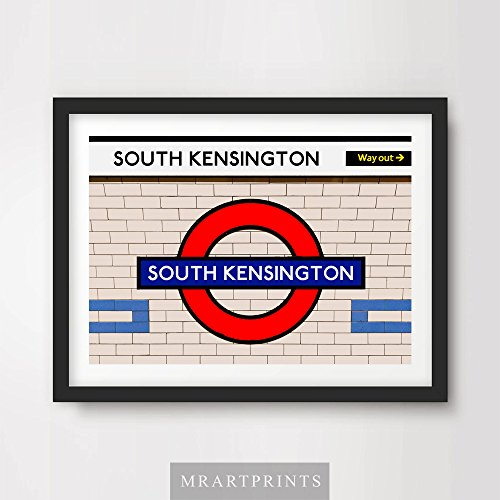 london-underground-south-kensington-art-print-poster-tube-station-sign-train-railway-british-urban-c
