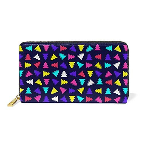 wallet zip and christmas purses handbags tree womens tizorax clutch around organizer bright lights vbwwq7 - Christmas Purses Handbags