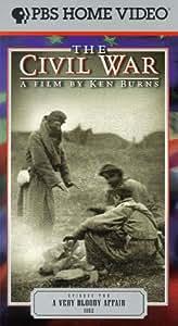 Civil War, Ken Burn's Episode 2: A Very Bloody Affair 1862 [VHS]
