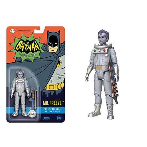 Funko Action Figure - Batman Classic TV Series - MR. FREEZE