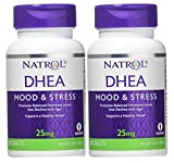 Cheap Natrol DHEA 25mg, 90 Tablets (Pack of 2)
