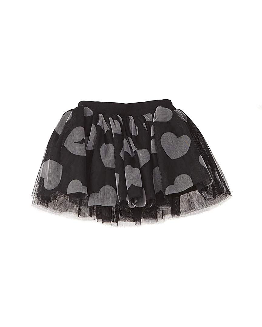 Huxbaby Girls Tulle Skirt Black 1