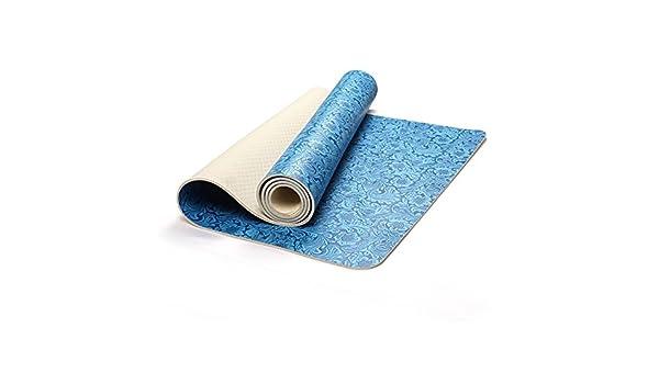 Techecho Alfombra de Yoga Mat Pu5mm ecológico Tasty Gym Mat ...