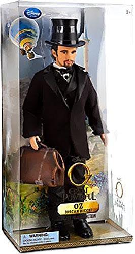 Disney Oz the Great & Powerful Doll - Oz [Oscar Diggs] -- 12