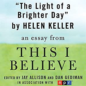 The Light of a Brighter Day Audiobook