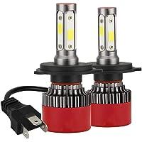 DZG E92 Angel Eyes H8 Scheinwerfer Lampen Licht Marker Diamant Wei/ß 6000 Karat 12 V 25 Watt 2er Pack
