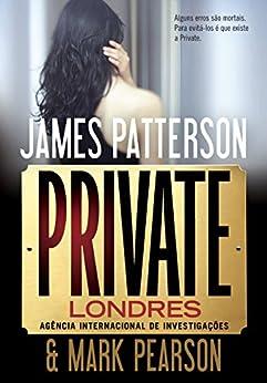 Private Londres por [Patterson, James]