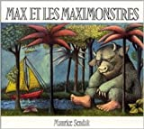 Image of Max et les Maximonstres : French edition of Where the Wild Things Are
