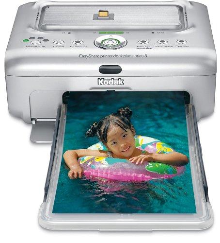 - Kodak Easyshare Wi-Fi Capable Printer Dock PLUS (Series 3)