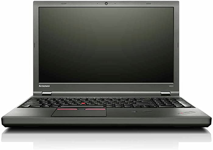 Lenovo ThinkPad W541 20EF000LUS 15.5 Inch 3K IPS Display (2880x1620), Intel Quad Core i7-4810MQ Processor, 8GB 256GB Solid State Drive, Business Laptop